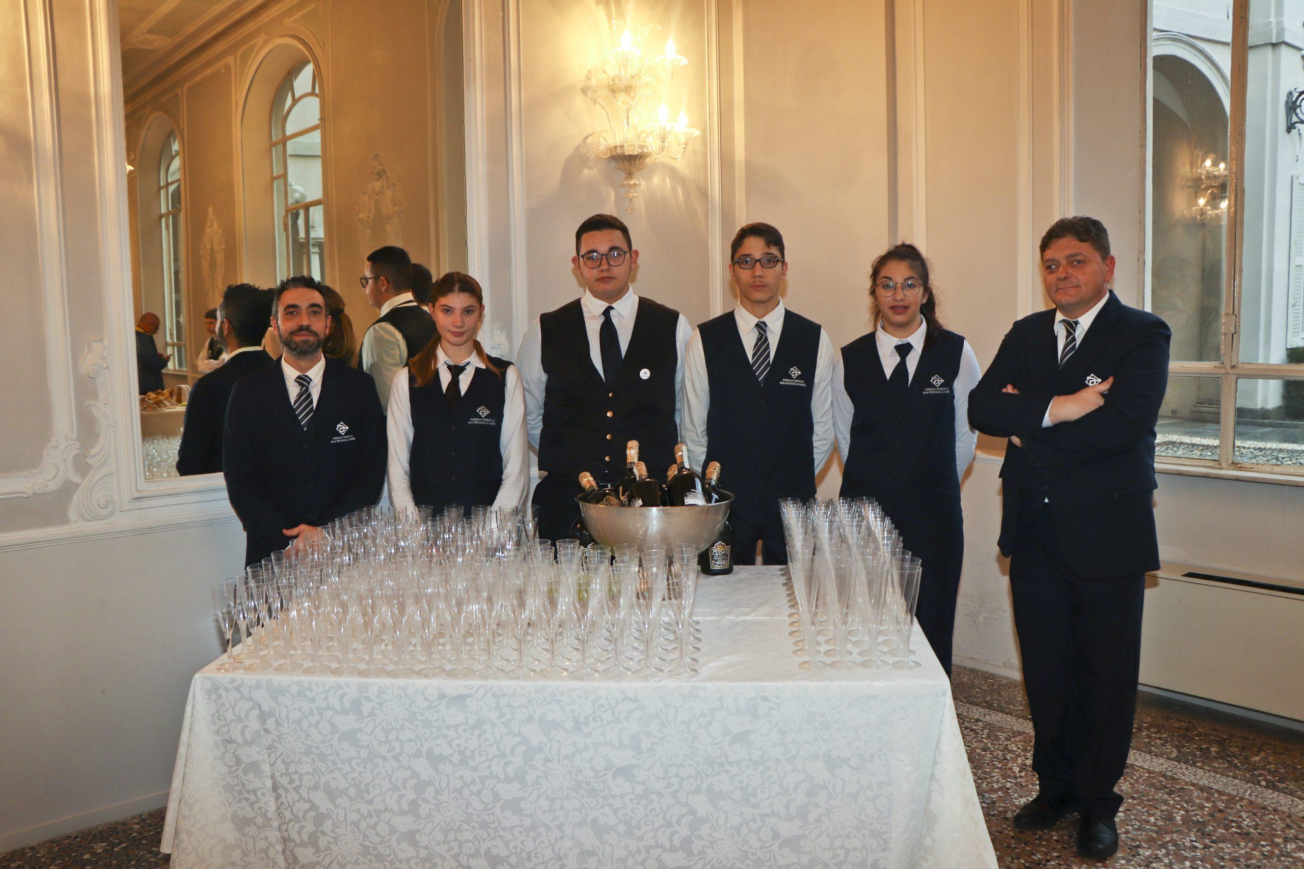 Gli Auguri del Presidente della Provincia di Varese