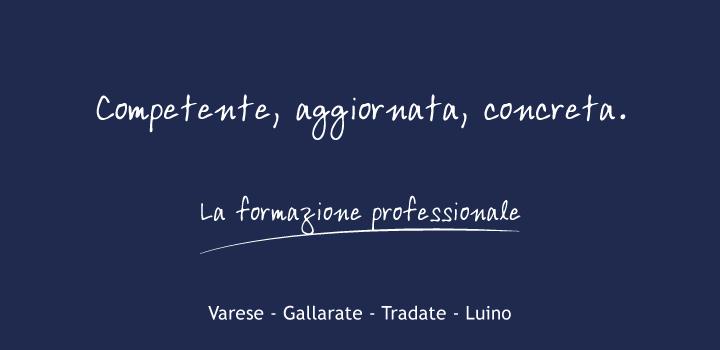 Agenzia Formativa Varese | Corsi di formazione professionale ...