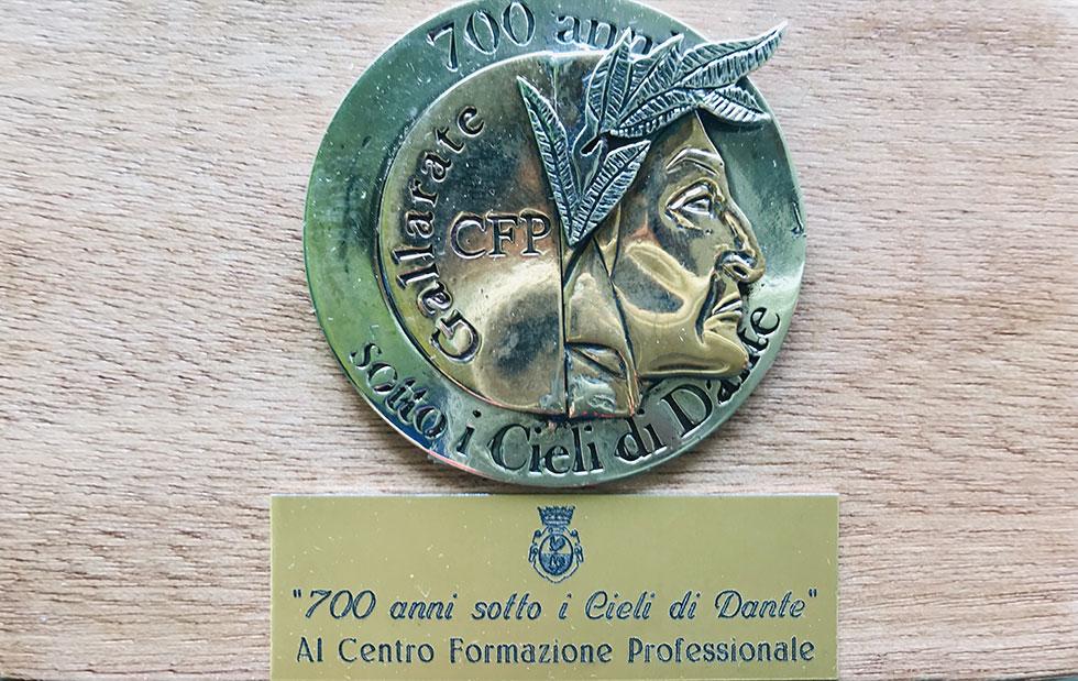 Settecentenario della morte di Dante Alighieri